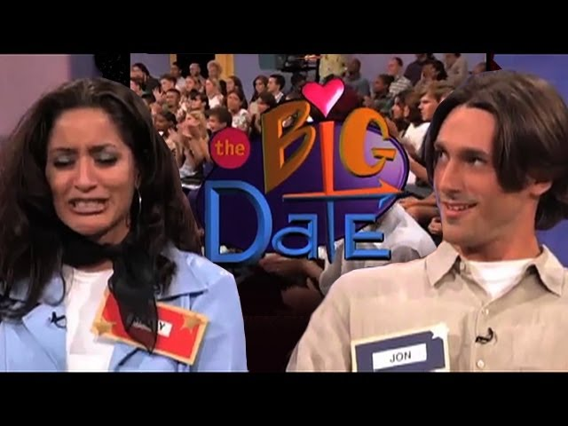 Jon Hamm got rejected on a dating tv show in the 90s