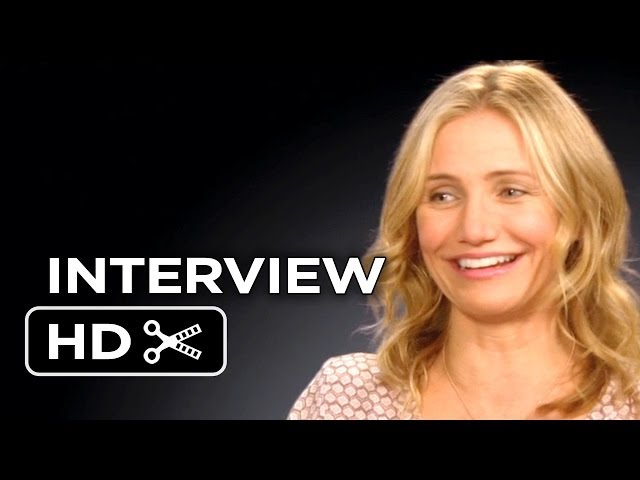Sex Tape Interview Cameron Diaz 2014 Raunchy Sex Comedy Hd Inthefame-7020