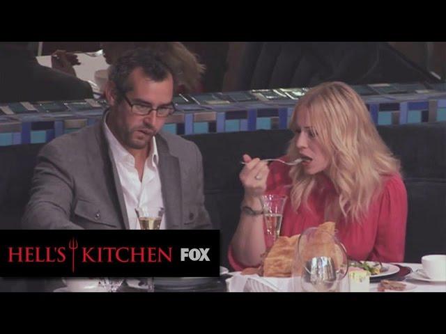 Kristen From Hells Kitchen Season