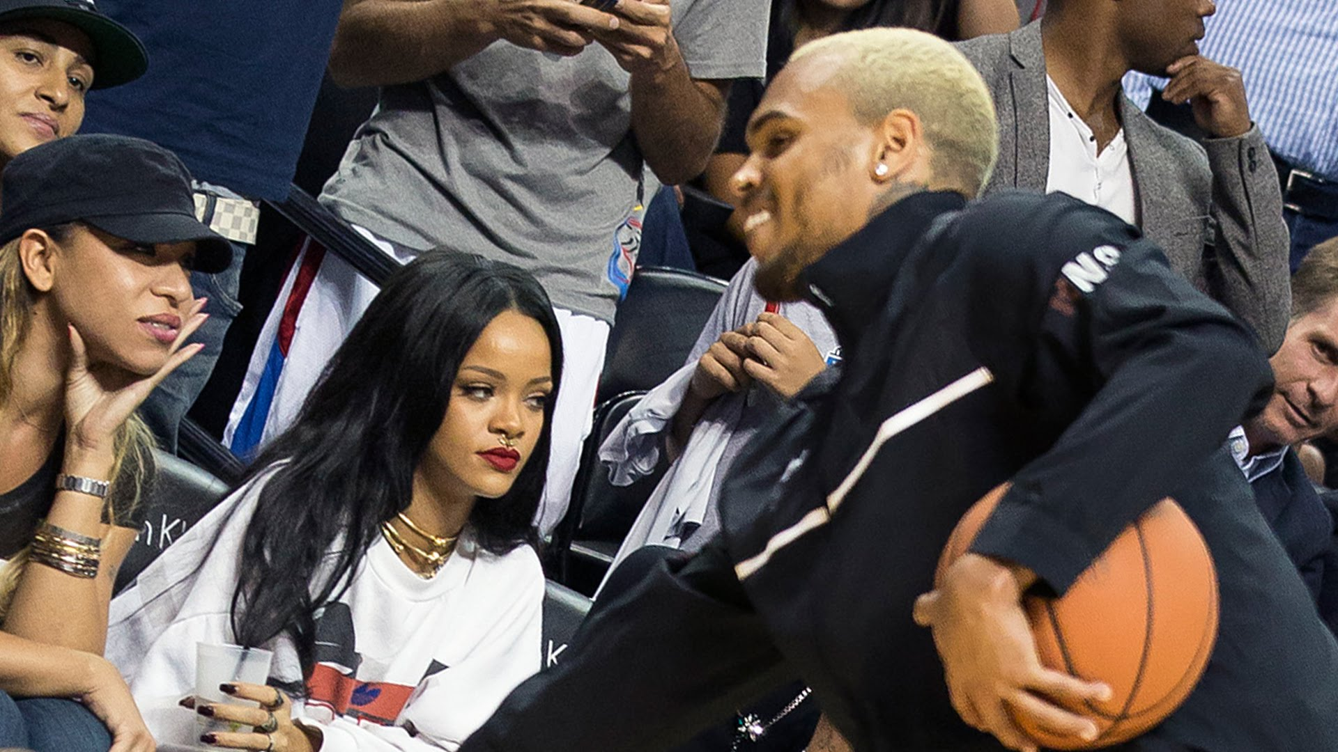 chris brown and rihanna - HD 1920×1080