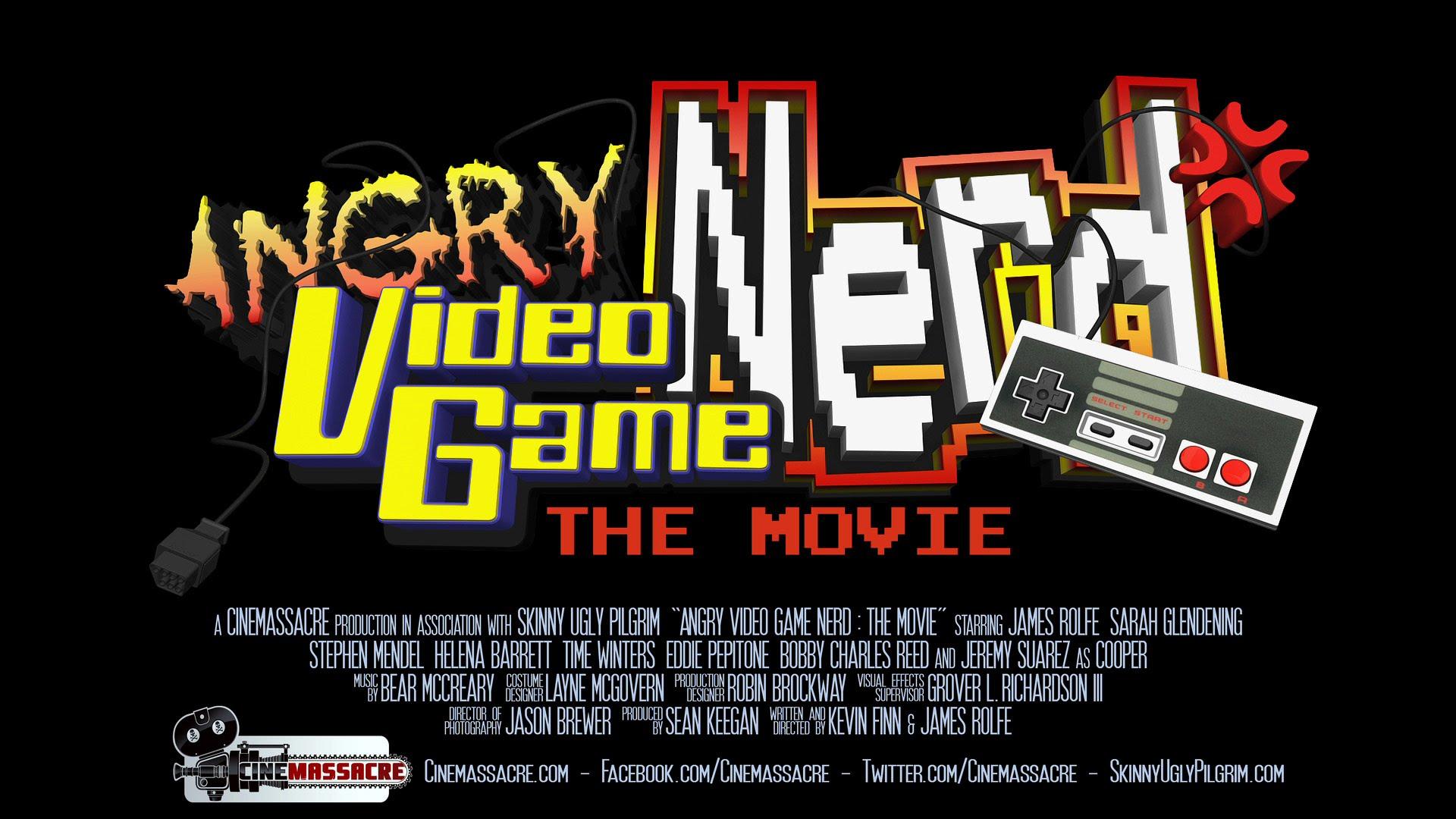 История angry video game nerd  overclockersua