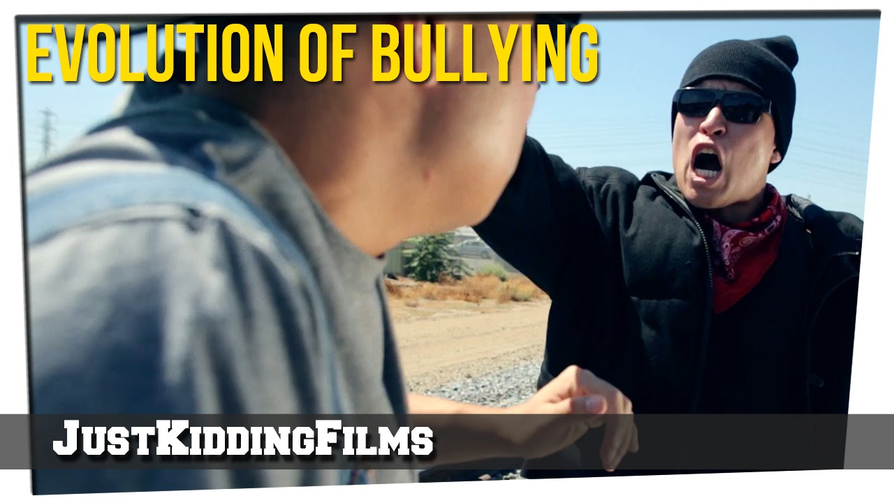 Evolution of bullying and how parents should respond