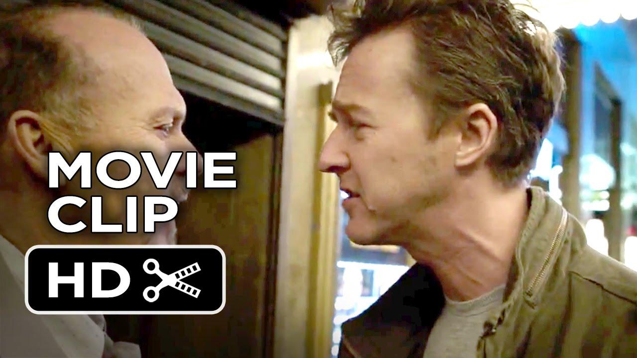 Birdman Movie CLIP –...