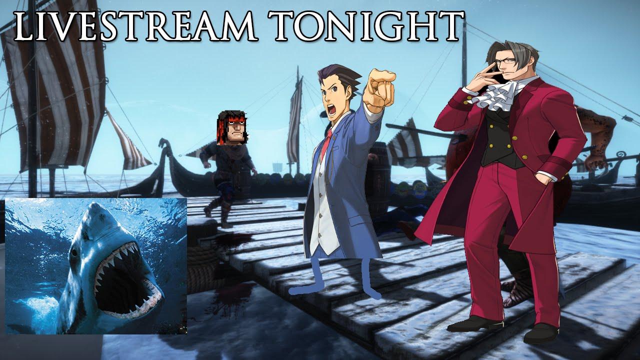 Livestream Tonight [11/15/14] – INTHEFAME