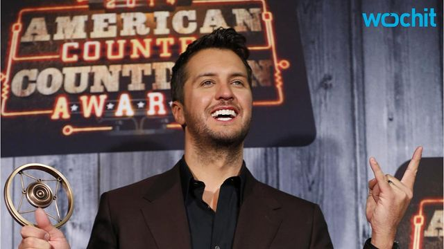 Luke bryan takes orphaned nephew to american country for How did luke bryan s brother and sister die