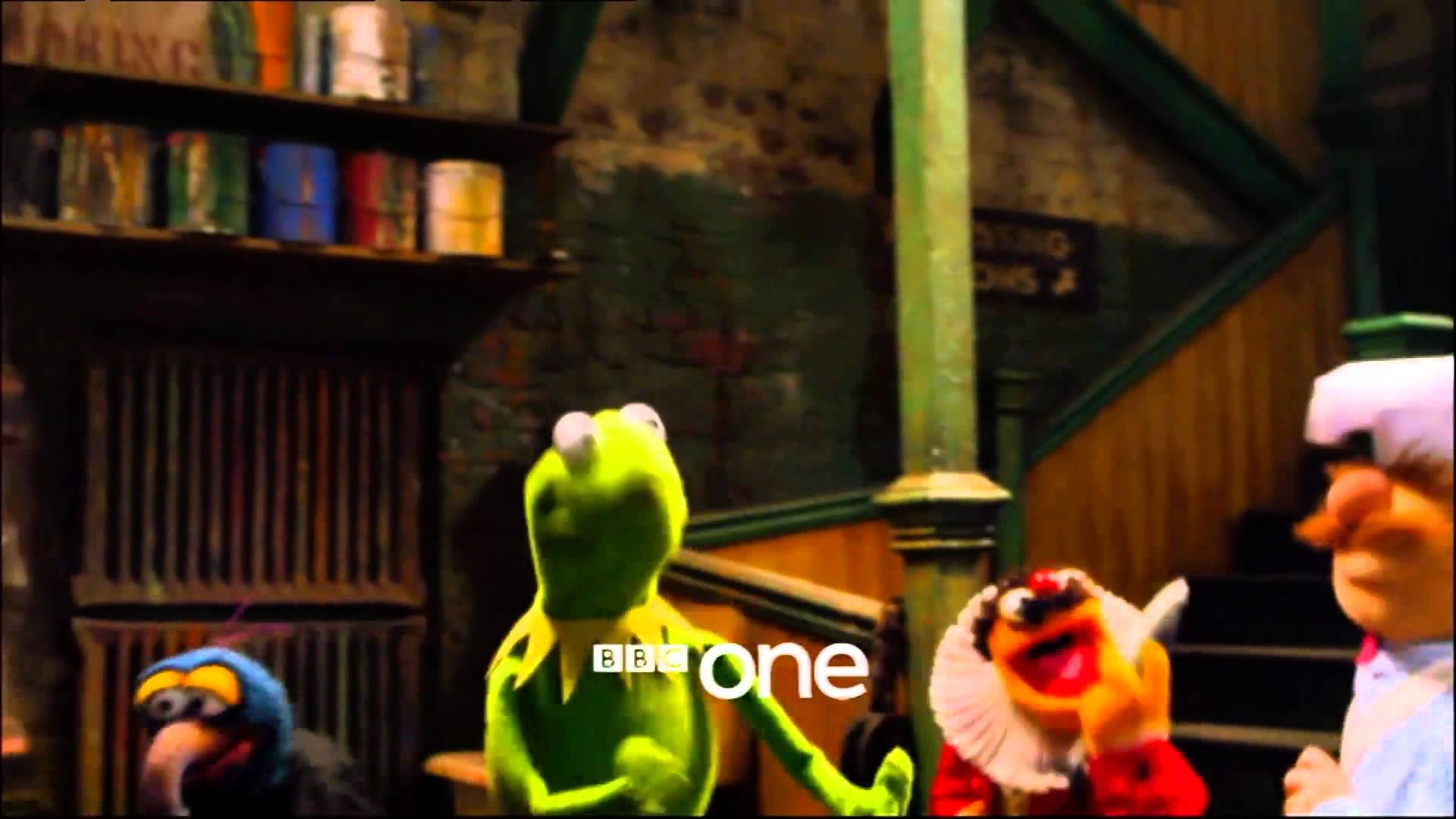 The Muppets: Trailer – BBC One Christmas 2014 – INTHEFAME