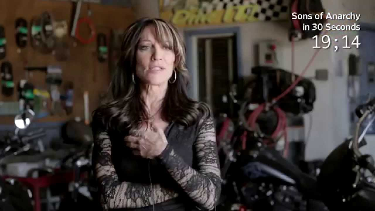 Katey Sagal, Theo Rossi, And Kim Coates Explain All Of -2330