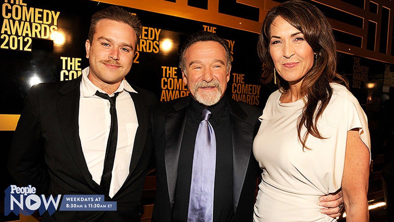 Robin Williams - Wikipedia Robin williams family pictures
