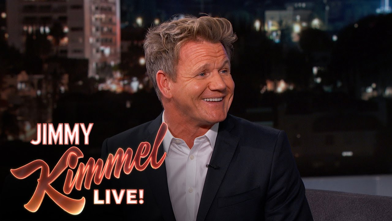 Gordon Ramsay Is Too Fit For A Chef Inthefame