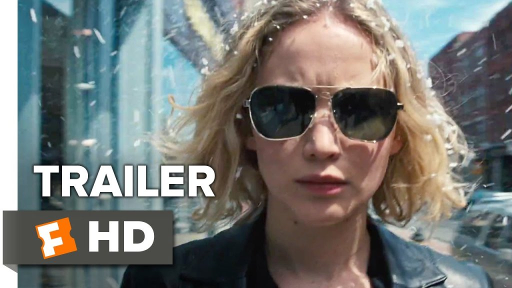 Joy Trailer Features Jennifer Lawrence in David O