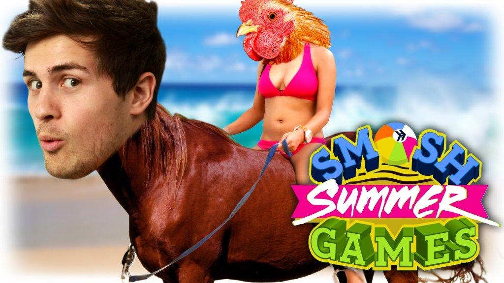 updates smosh summer games - 1280×720
