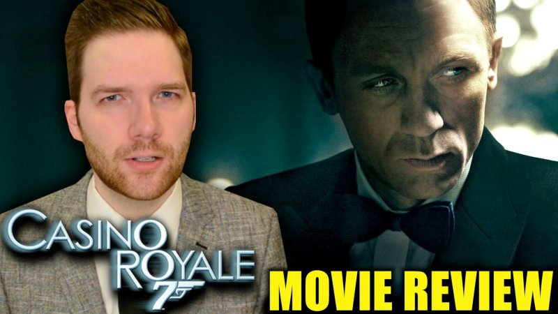 Casino royale film review coursework
