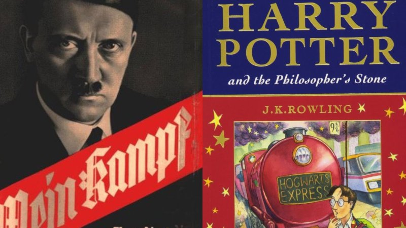 Harry Potter Book Banned : Top books that have been banned inthefame