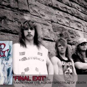 Morbid Saint – Final Exit (album Track)