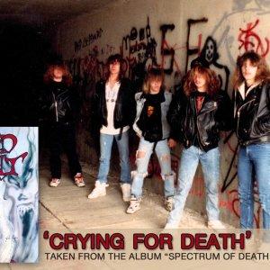 MORBID SAINT – Crying For Death (Album Track)