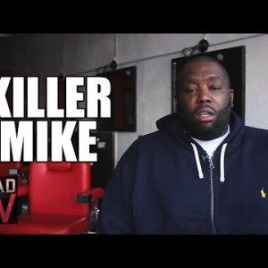 Killer Mike on Russell Simmons' 'Bernie Insensitive to Plight of Black People'