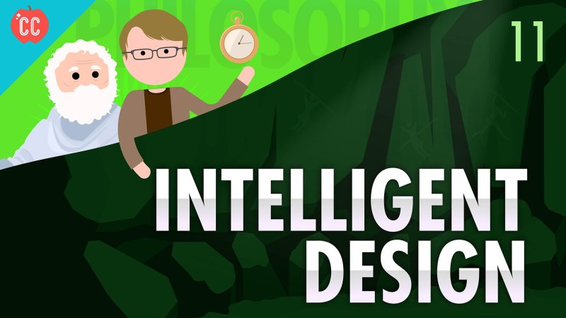intelligent design todays new world essay