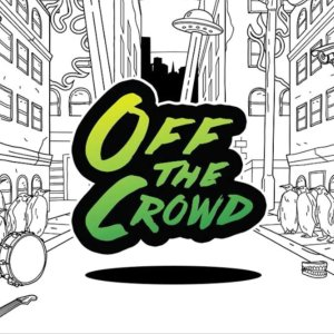 """Off the Crowd – """"Douche of the Century"""" Official Lyric Video"""