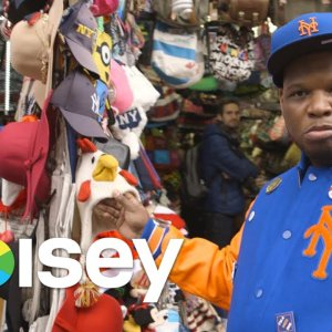 Conquering the World with a Beautiful Face: Noisey Raps with Meyhem Lauren