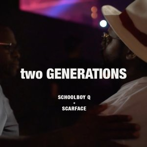two Generations: Schoolboy Q + Scarface