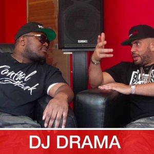 DJ Drama on XXL Freshmen; Signing  Lil Uzi Vert; A&R at Atlantic; New Album