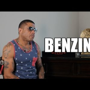 Benzino on Getting Shot by His Nephew, But Not Snitching on Him