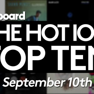 Early Release! Billboard Hot 100 Top 10 September 10th 2016 Countdown | Official