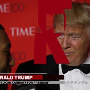 Real Talk | Marc Lamont Hill talks Donald Trump