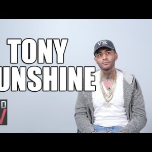 Tony Sunshine: TS was Banned from The Apollo for Throwing Man Off Balcony