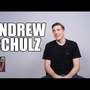 Andrew Schulz Says He's Going to be a Culture Vulture for Halloween