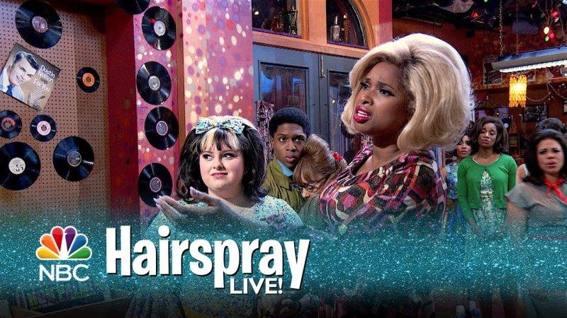 Hairspray live online castellano