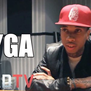 Flashback: Tyga Talks Hip Hop Beef Not Being Real Unless Rappers Say Names