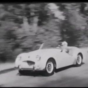 "The Devil in Miss Jones – ""Speed McQueen"" Official Music Video"