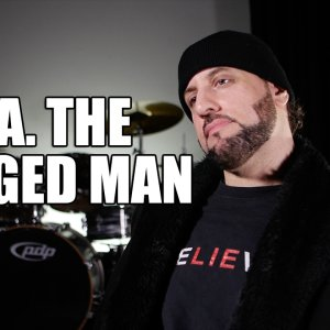 R.A. The Rugged Man Says He Witnessed Biggie Write His Rhymes