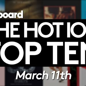 Early Release! Billboard Hot 100 Top 10 March 11th 2017 Countdown | Official