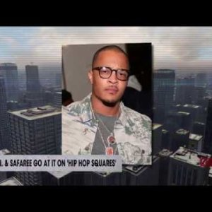 T.I. vs Safaree | Rumor Report