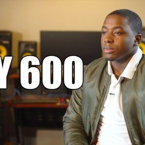 Tay 600 on L'A Capone Murder, Getting Snatched Up into Cdai & Rondo's Case