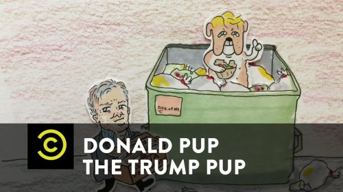 Donald Pup the Trump Pup: Legend of the Last First Dog