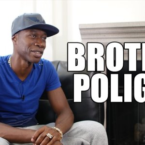 Brother Polight on Suing LAPD After They Assaulted Him 2 Days in a Row