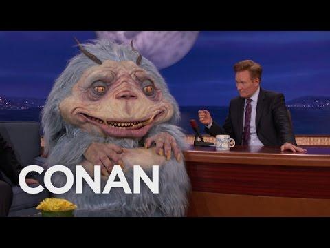 Conan Interviews Gorburger  – CONAN on TBS