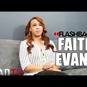 Flashback: Faith Evans on 2Pac Shocking Her With Request for Sexual Favors