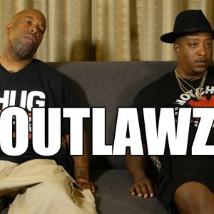 """Outlawz: 2Pac Planned """"Hit Em Up"""" in Prison, Recorded Before California Love"""