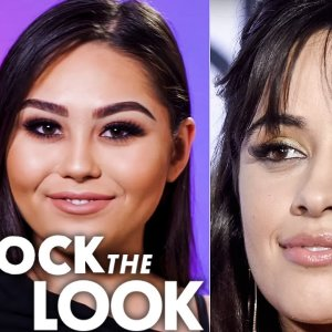 Camila Cabello's 'Crying in The Club' Smokey Eye Makeup Tutorial | Billboard Rock The Look