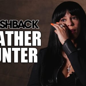 Flashback: Heather Hunter Cries Speaking About 2Pac