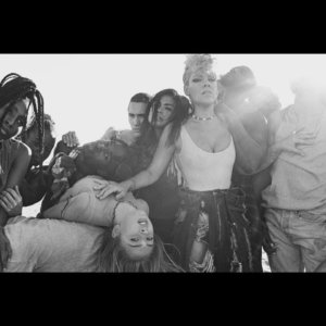 P!nk – What About Us (Official Video)