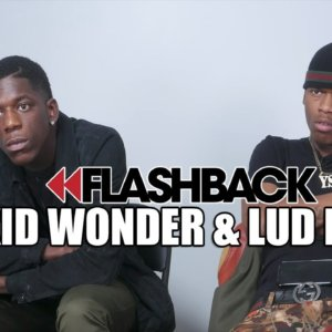 Flashback: Lud Foe on Leaving the House Strapped, Mama's Not Worrying