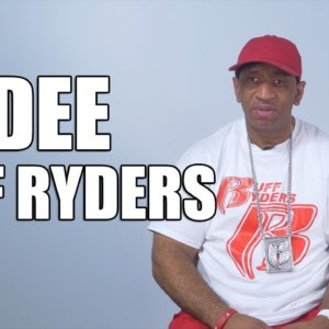 Dee (Ruff Ryders) on DMX Being Compared to 2Pac, DMX Respecting Jay-Z (Part 2)