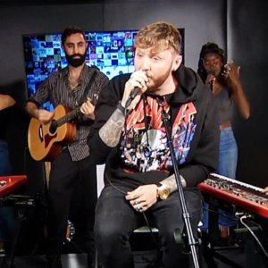 James Arthur & Rudimental – 'Sun Comes Up' Live Performance & 'Say You Won't Let Go' | Billboard