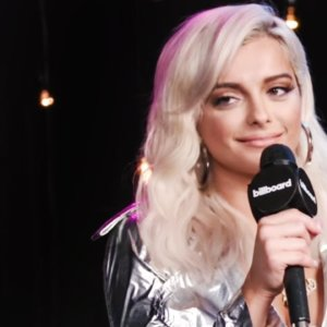 Bebe Rexha on Louis Tomlinson Collab & More Backstage at iHeartRadio Music Festival 2017