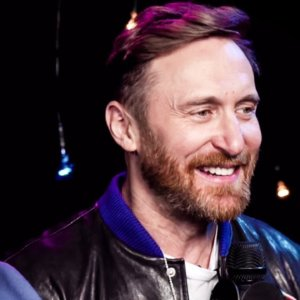 David Guetta on His New Album Backstage at iHeartRadio Music Festival 2017